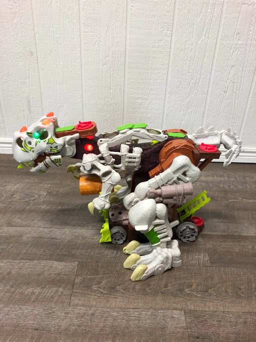 used Fisher Price Imaginext Ultra T-Rex