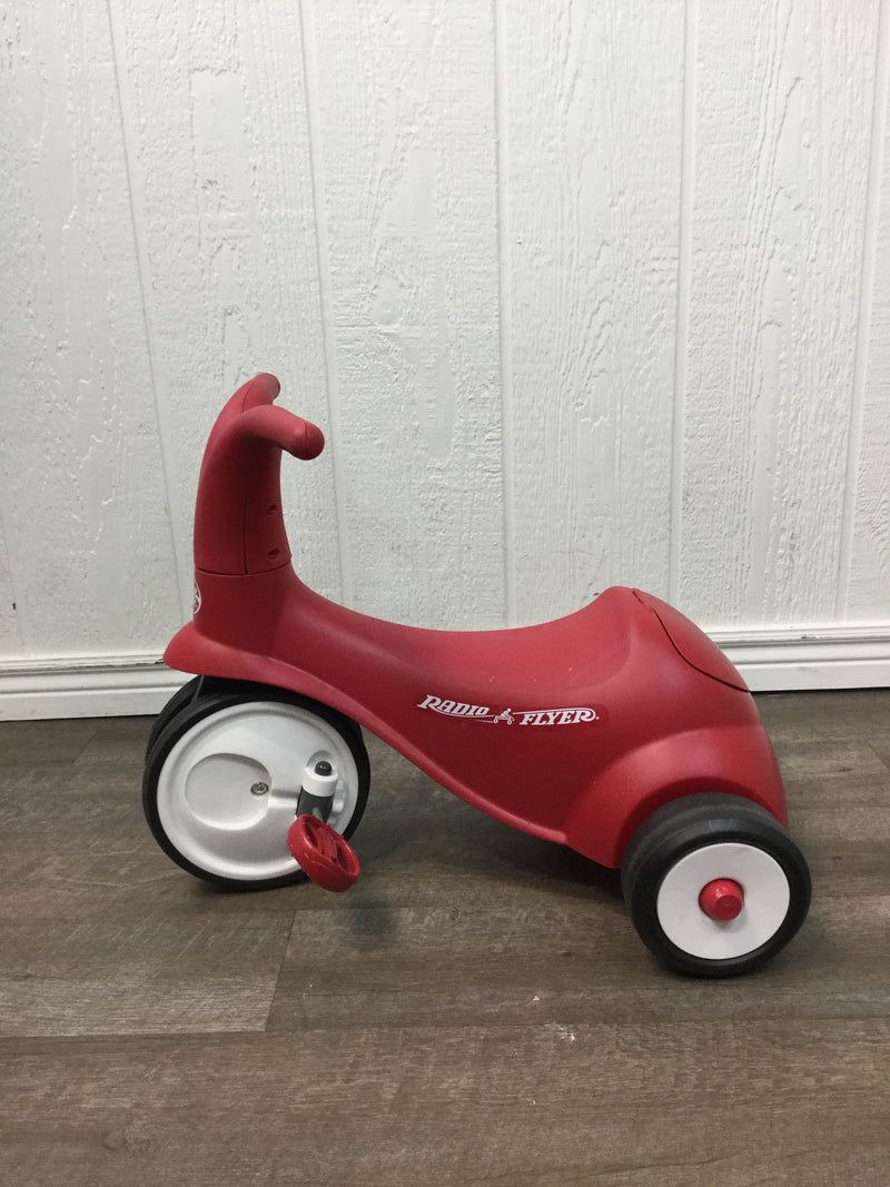 secondhand Radio Flyer Scoot 2 Pedal