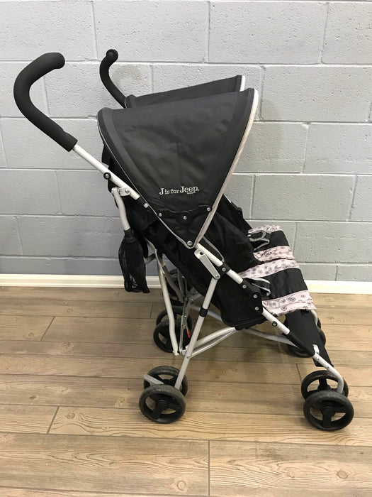 ee43c7ee82c J Is For Jeep Brand Scout Double Stroller