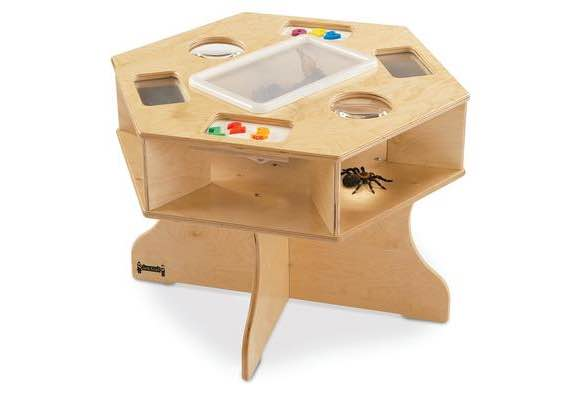 Discount School Supply Science Activity Table