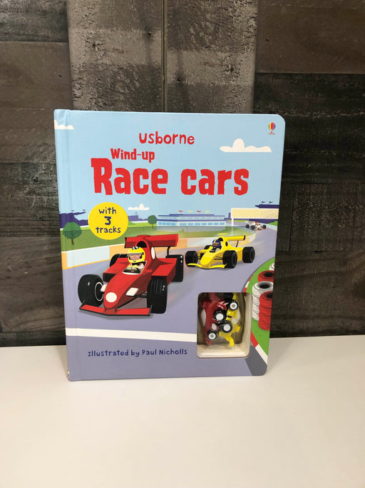 Usborne Wind-up Race Cars