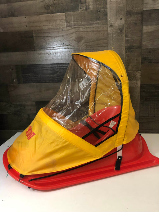 used Pelican Baby Sled With Weather Shield