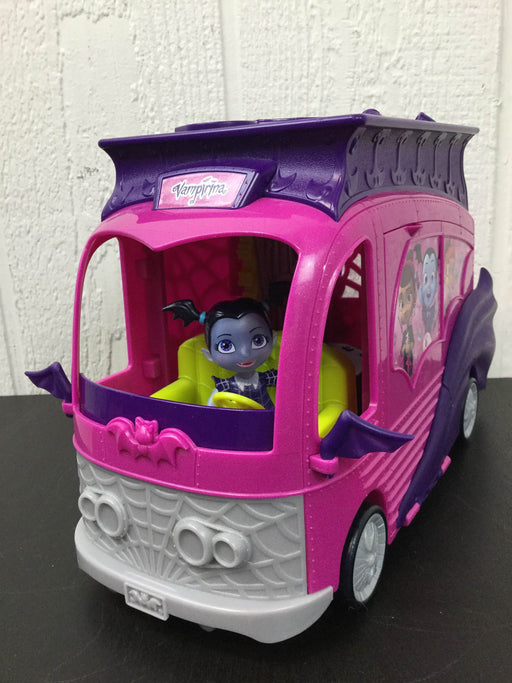 used Vampirina Rock N' Jam Touring Van Toy