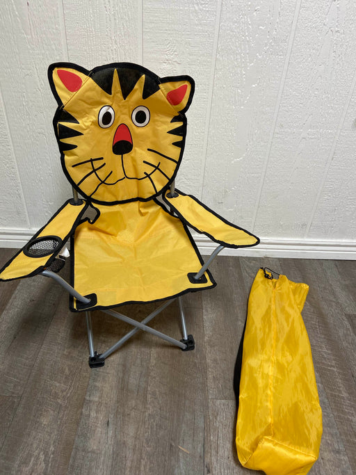 secondhand Kids Camp Chair