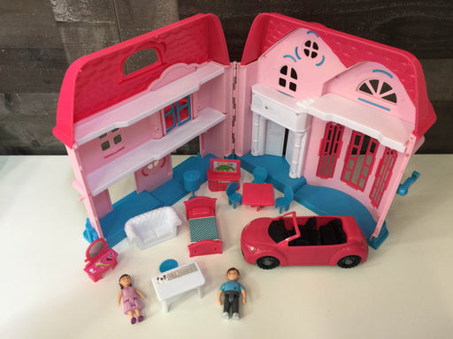 Boley American Doll House