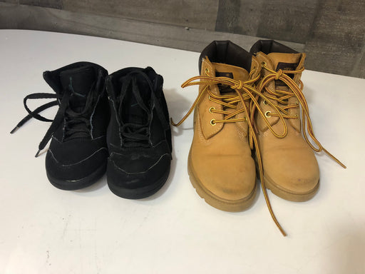 BUNDLE Nike And Timberland Footwear, Size 13