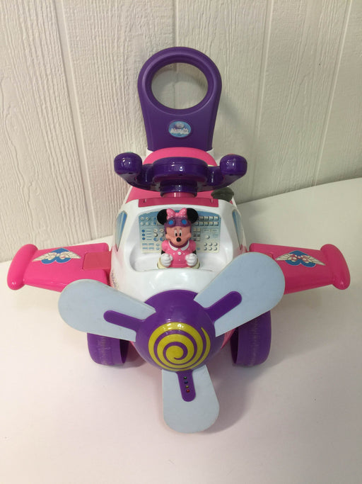 used Disney Minnie Mouse Plane Ride-on
