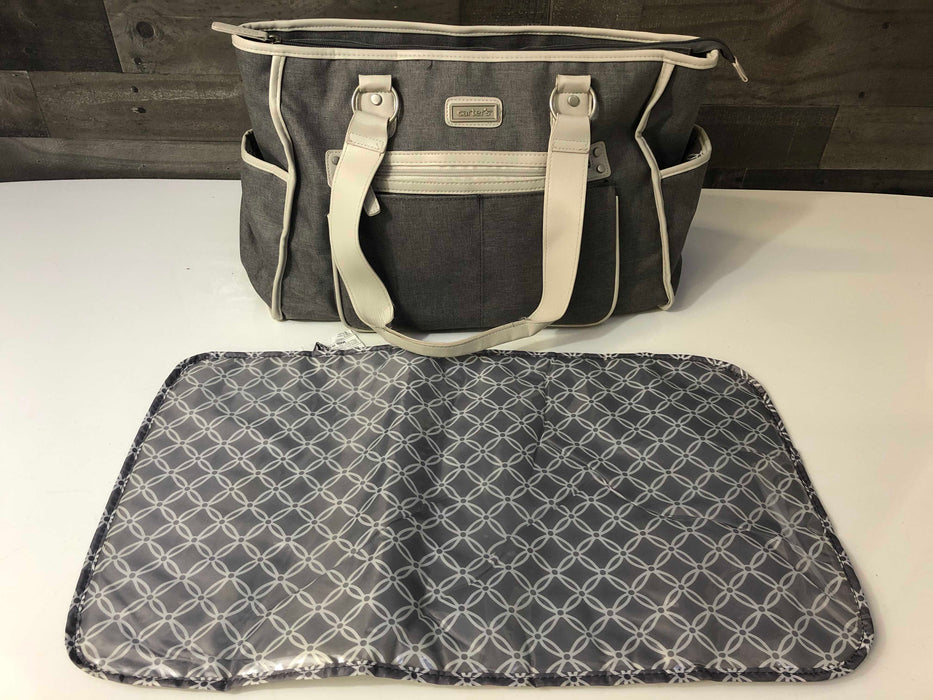 Carter's Diaper Bag And Changing Pad
