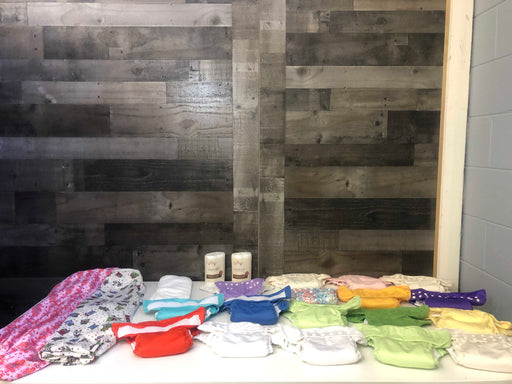 BumGenius Freetime All-In-One Cloth Diapers