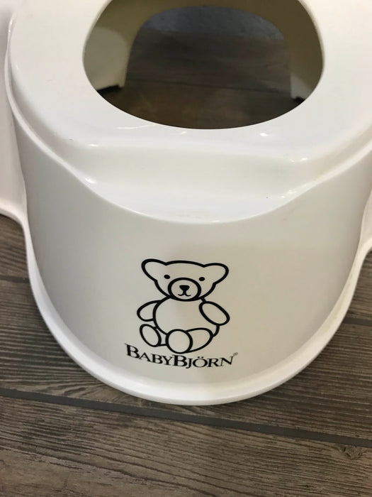 Baby Bjorn Toilet Trainer And Potty Chair