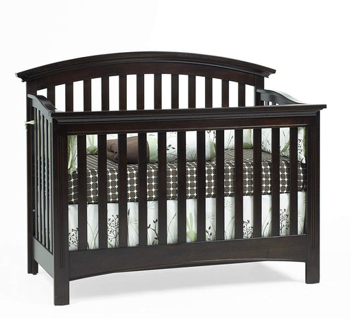 Baby Cache Bliss Essentials Curved Top Crib