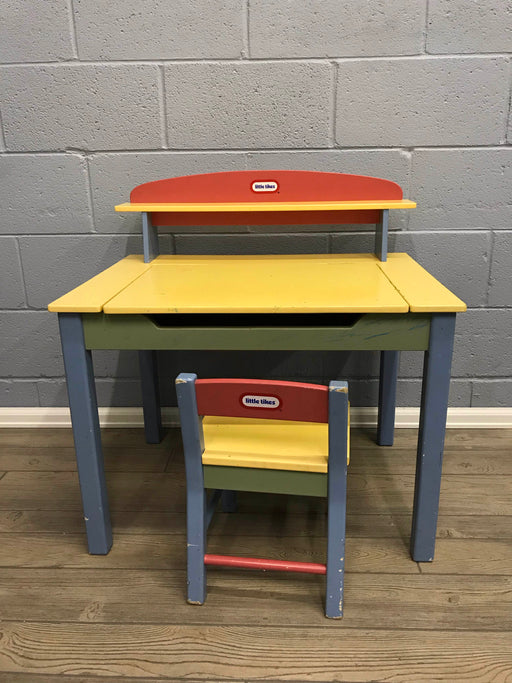 Little Tikes Wooden Kid's Desk