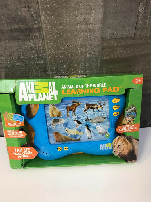 Animal Planet Animals of World Learning Pad Interactive Toy