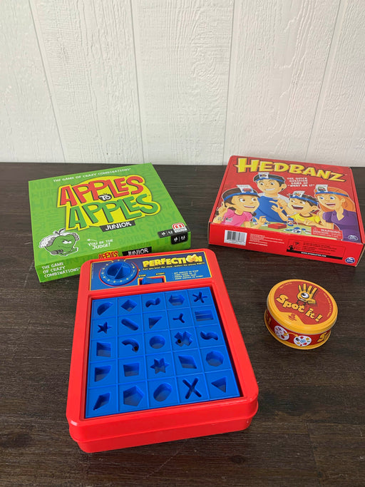 used BUNDLE Board Games