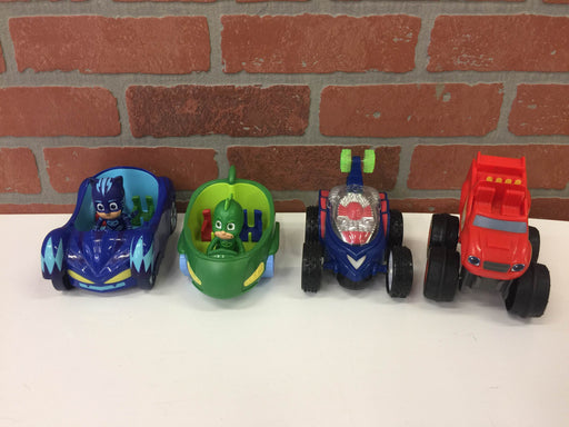 BUNDLE Toys With PJ Masks and Blaze