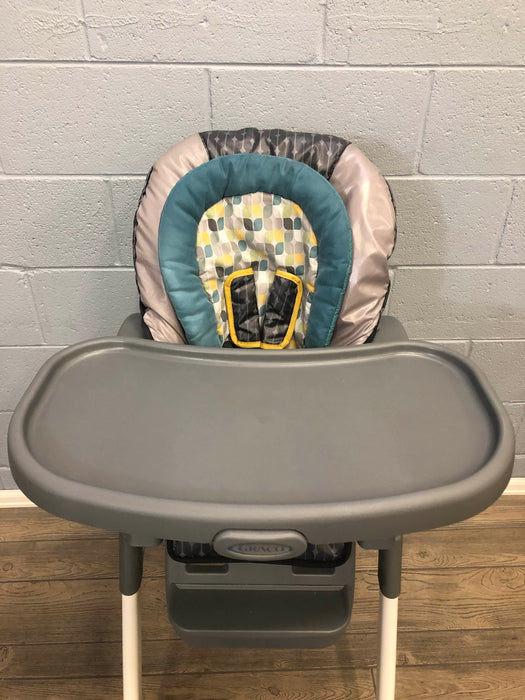 used Graco DuoDiner LX Baby High Chair