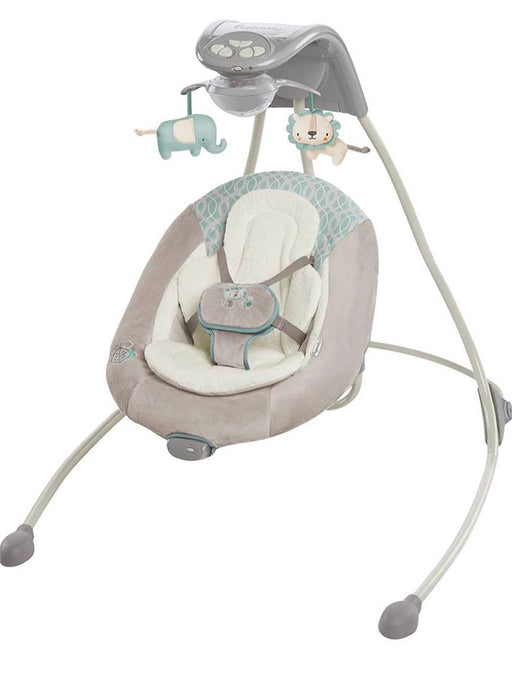 used Ingenuity InLighten Cradling Swing Cambridge