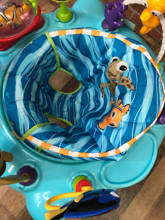 Bright Starts Disney Baby Finding Nemo Sea of Activities Jumper