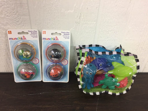 used BUNDLE Bath Toys