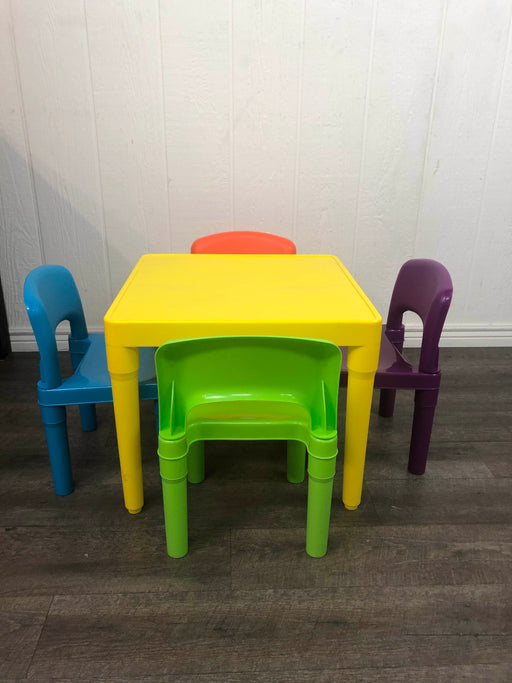 used Kazoo Kids Table and Chairs