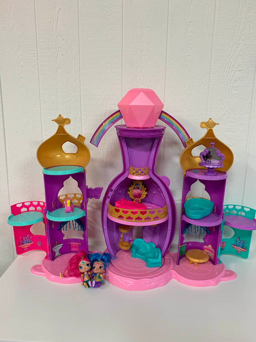 used Fisher Price Shimmer And Shine Light Up Genie Palace
