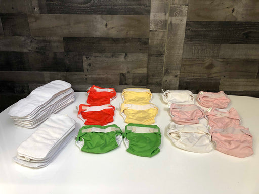BumGenius One-Size Pocket Diapers
