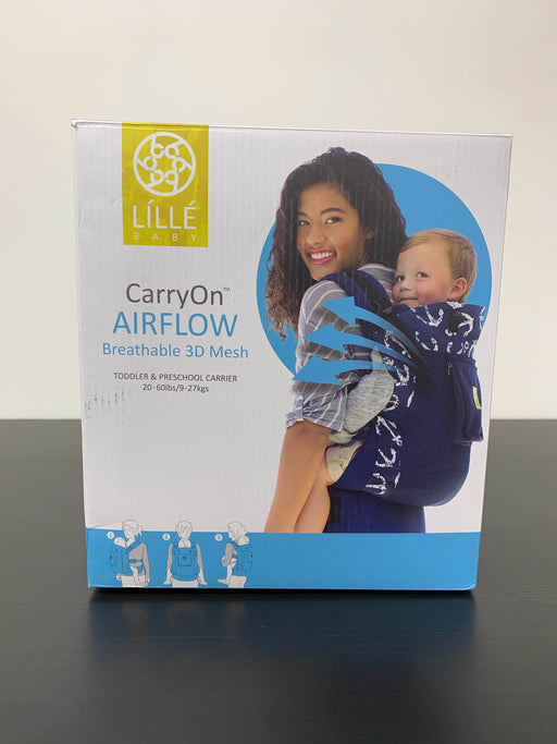 used Lillebaby CarryOn Airflow Carrier