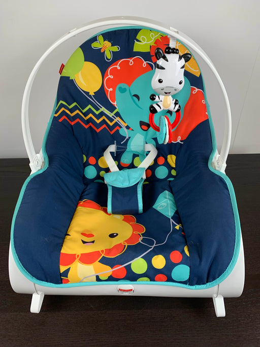 used Fisher Price Infant To Toddler Rocker