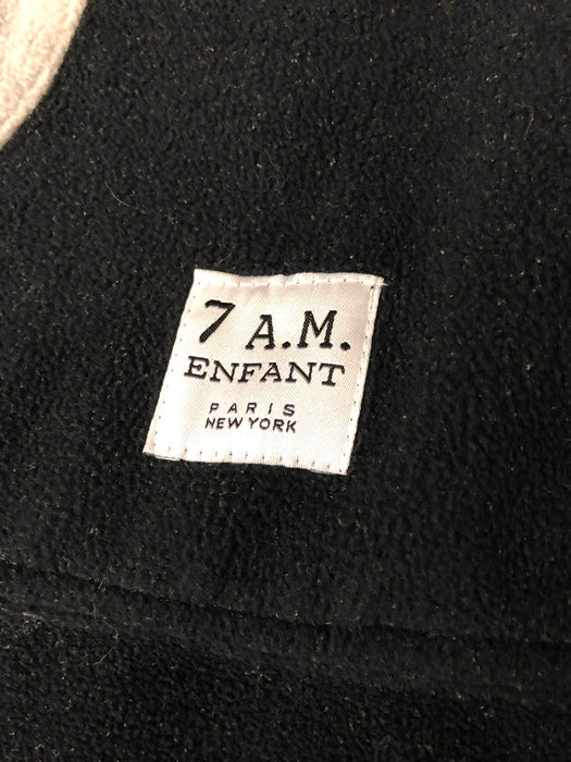 7 A.M. Enfant Easy Cover Fleece, Size Small