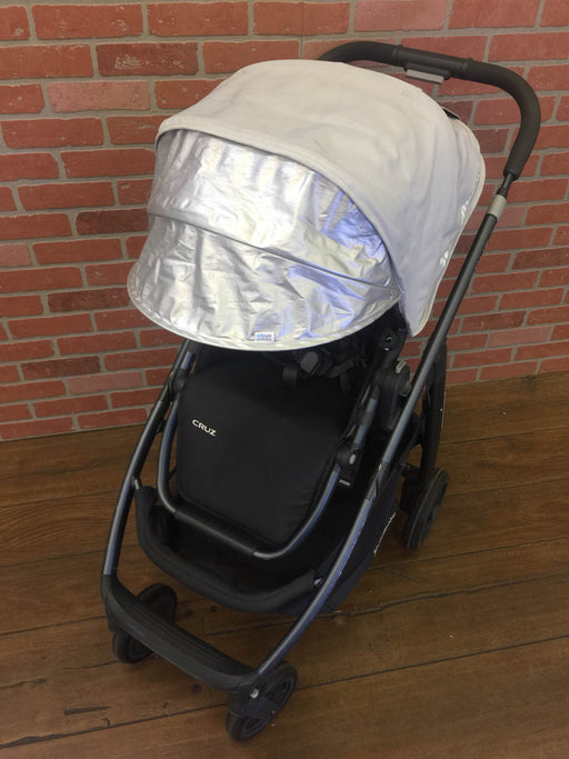 UPPAbaby CRUZ Stroller, Pascal (Grey), 2016