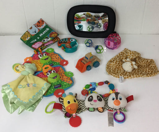 used BUNDLE Travel toys