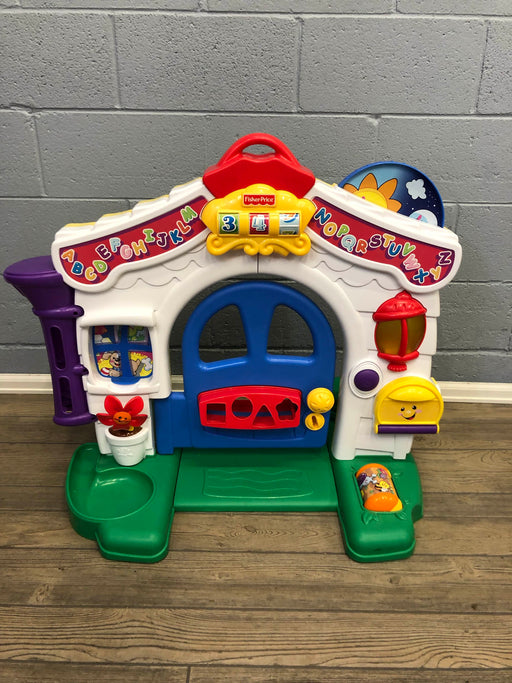 Fisher Price Laugh And Learn Learning Home Playset
