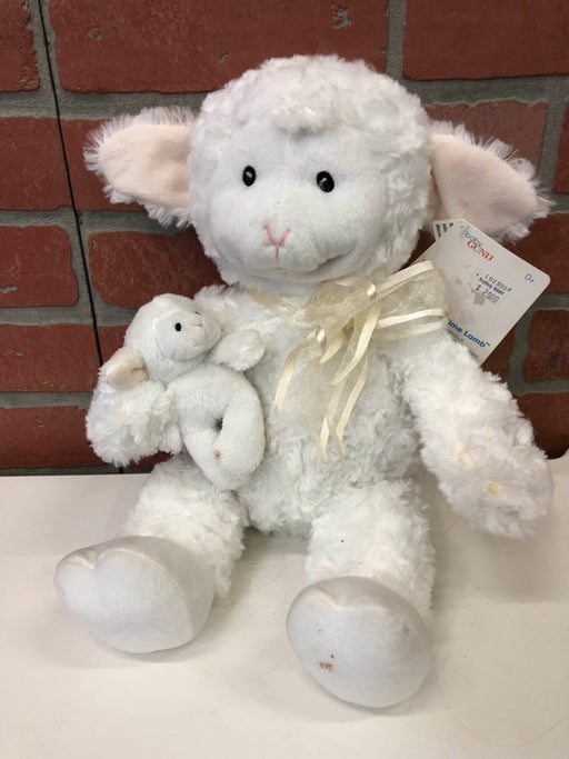 Baby Gund Animated Nursery Time Lamb