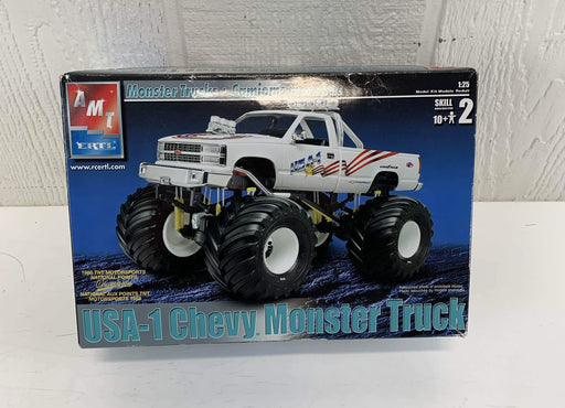 used AMT USA-1 Chevy Monster Truck