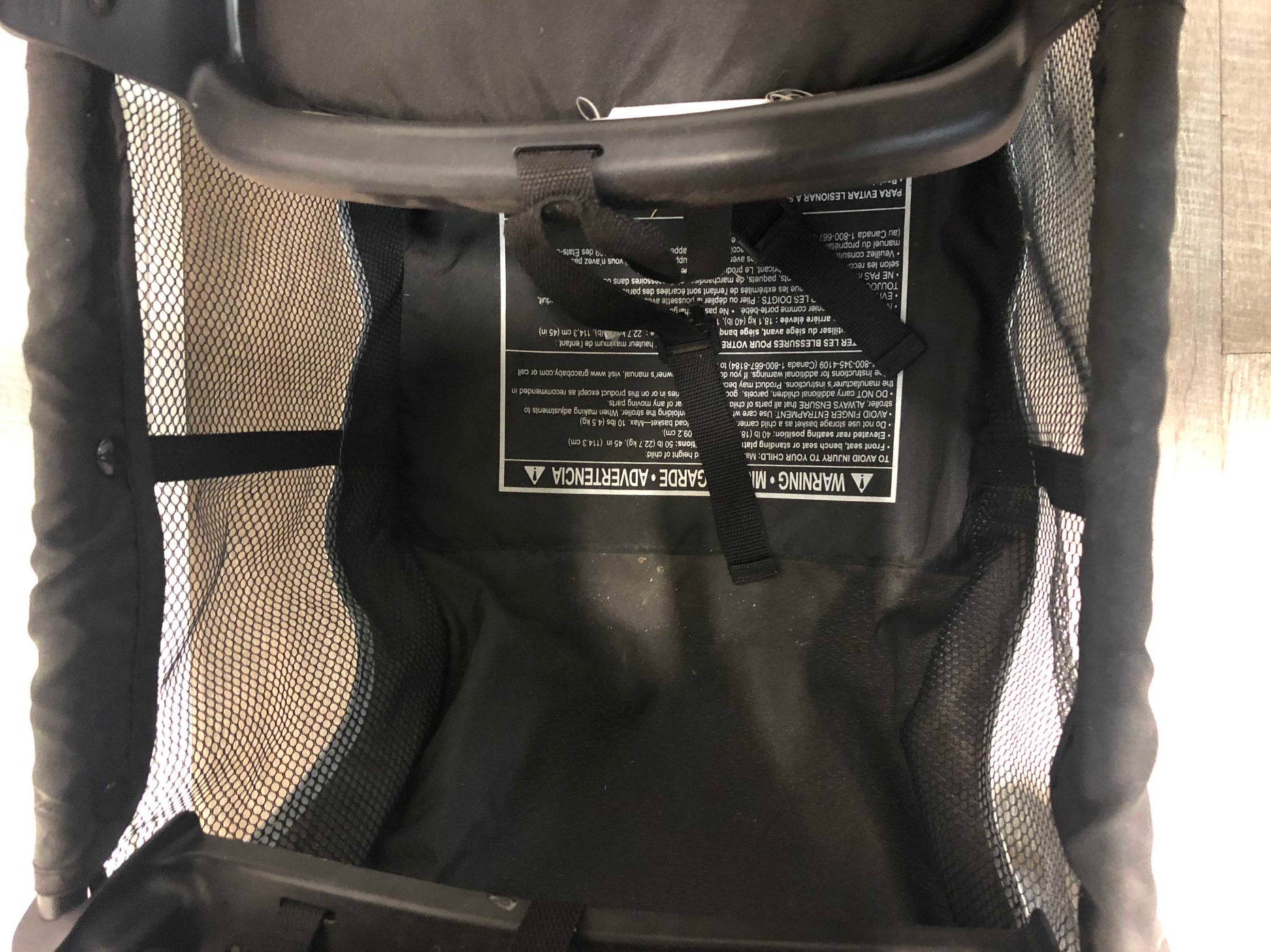 secondhand Graco RoomFor2 Stand And Ride Double Stroller, 2012