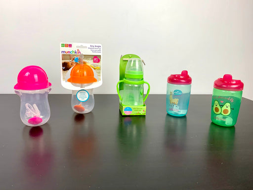 used BUNDLE Toddler Cups