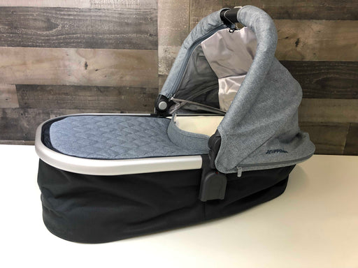 UPPAbaby Bassinet, Gregory (Blue Melange), 2017