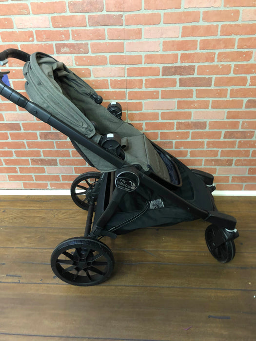 Baby Jogger City Select Lux Stroller , 2017, Taupe