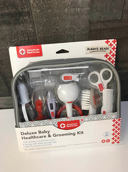 The First Years Deluxe Baby Healthcare And Grooming Kit