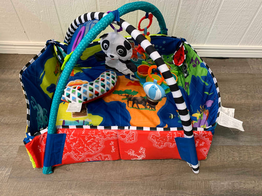 used Baby Einstein 5 In 1 World Of Discovery Activity Gym
