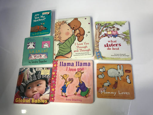 BUNDLE Board Books