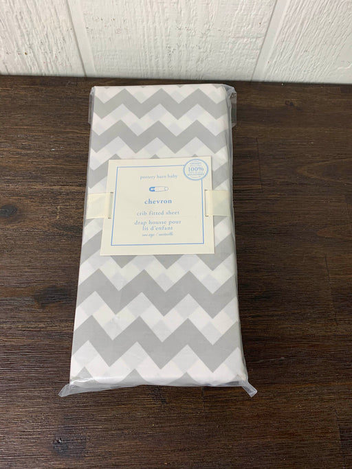 used Pottery Barn Kids Fitted Crib Sheet