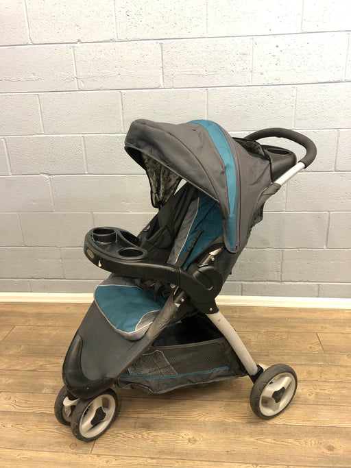 used Graco Fast Action Fold Sport Stroller