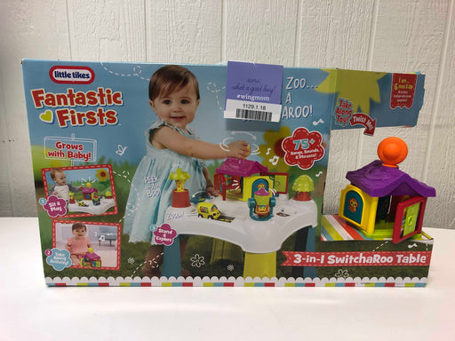 used Little Tikes Fantastic First 3 n 1 Switch-a-roo