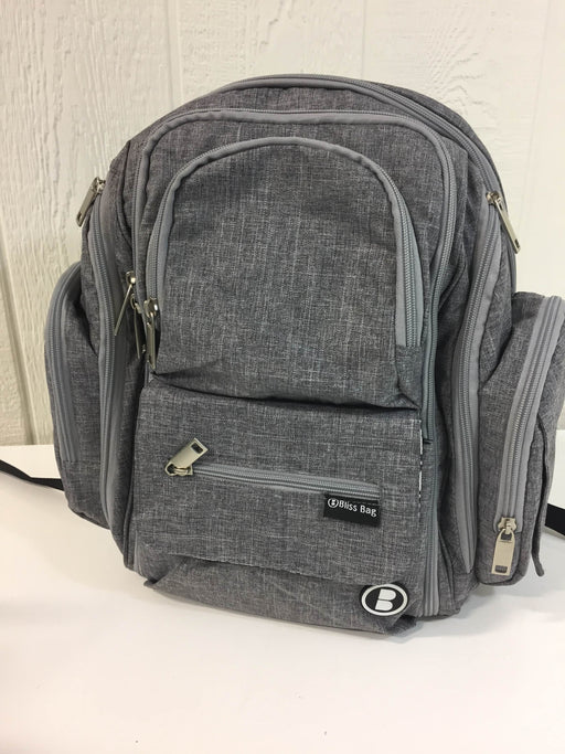 used Bliss Bag Diaper Backpack