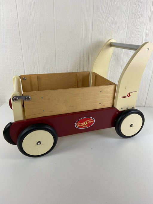 used Kettler Wooden Wagon