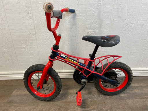 used Huffy Spider-Man Bike, 12""