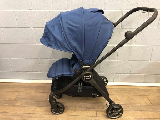 Baby Jogger City Tour Lux Stroller, Slate, 2017