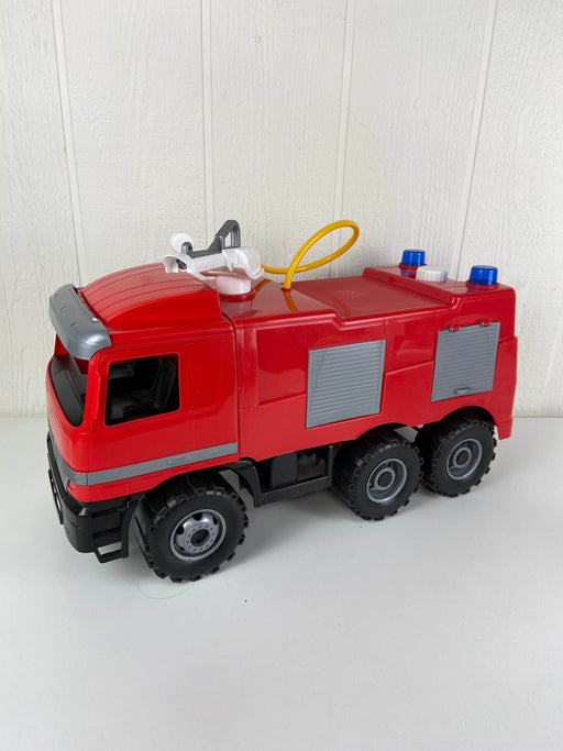used Lena Mercedes Fire Truck