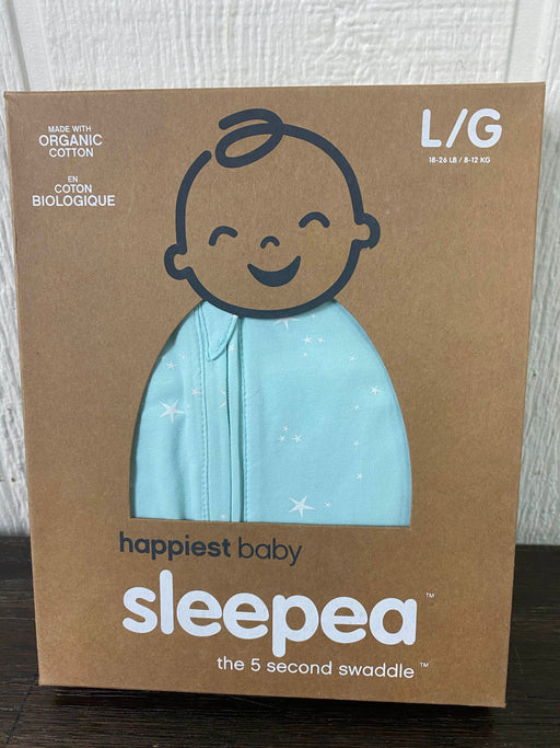 secondhand Happiest Baby Sleepea Swaddle